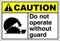 Machine Guarding Problems